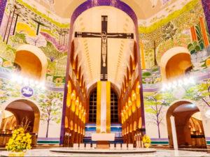 Novena de Nossa Senhora Aparecida, inicia no próximo domigo.