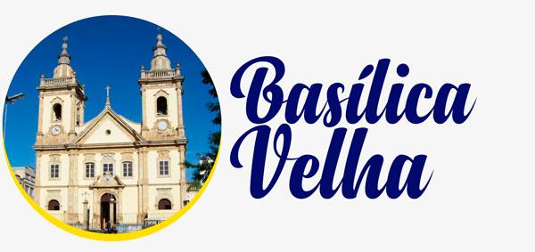 horários de missa em aparecida na basílica velha