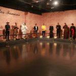 Devotos famosos museu de cera
