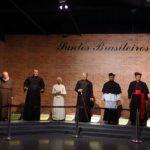 Santos brasileiros museu de cera
