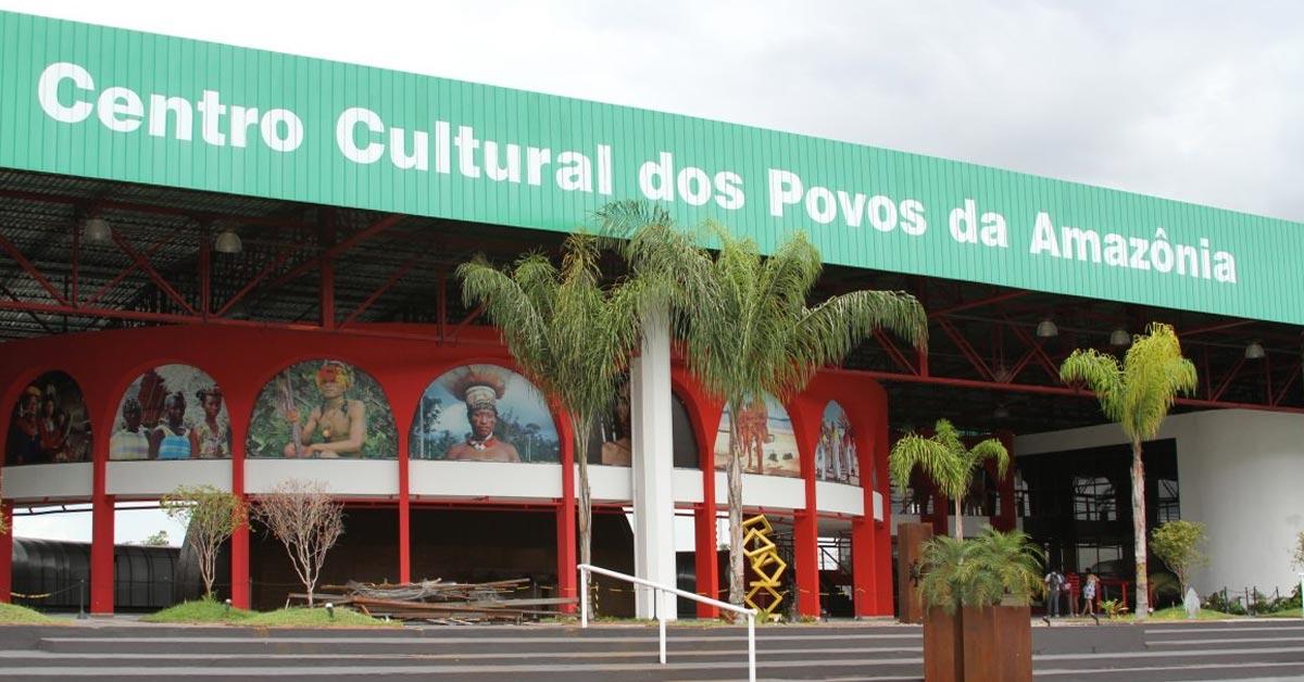 centro cultural de povos da amazonia manaus