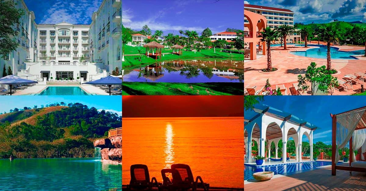 hoteis e resorts regiao sudeste
